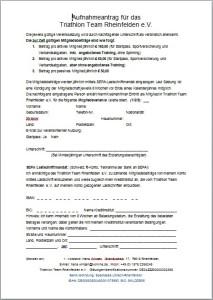 Aufnahmeantrag Verein ab-08-2015